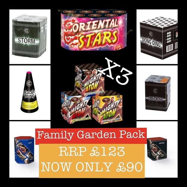 Family Garden Pack